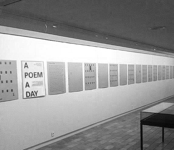 A Poem a day sharp
